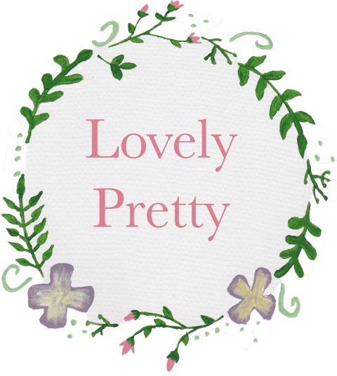 Lovely Pretty logo resized