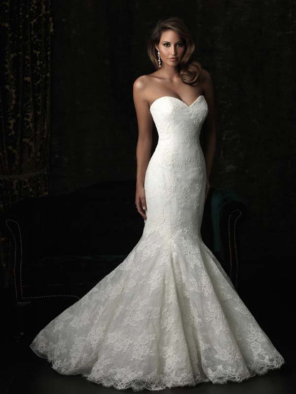 wedding dress hourglass shape illuminate my event