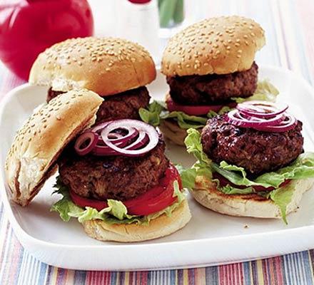 Good Food burger