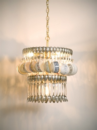 chandelier luxury additional home diy teacup with decoration