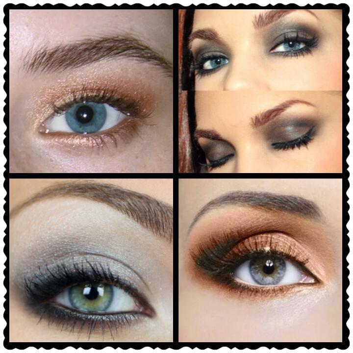 Green Eyes Eyeshadow Illuminate My Event