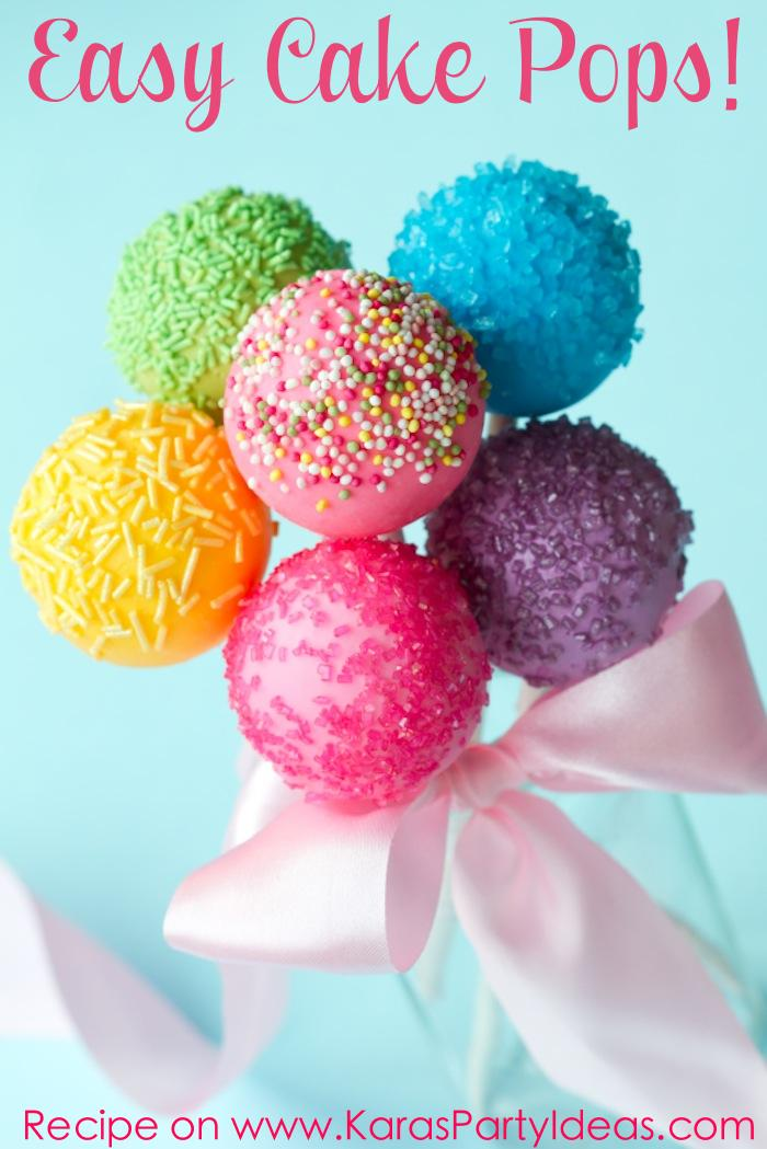 Cake Pop Pan Recipe With Cake Mix
