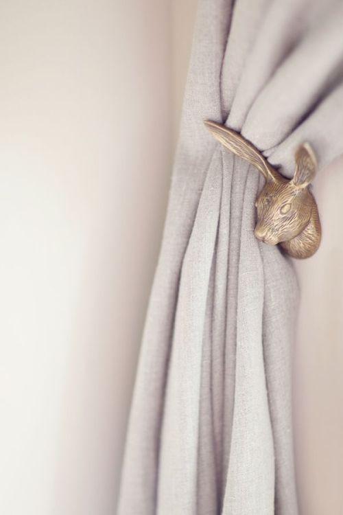 Curtain tieback 4