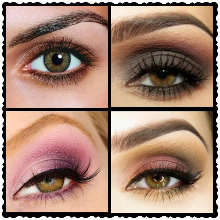 Hazel Eyes Eyeshadow Illuminate My Event