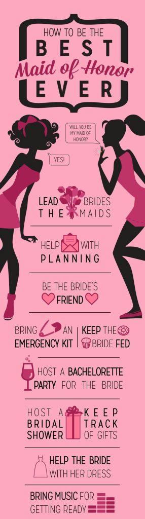 best bridesmaid ever